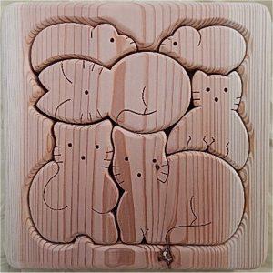 木工パズル