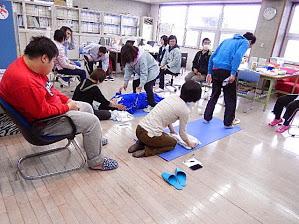 ボランティア活動写真1