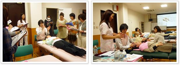 医療関係者の方向けのヘッドセラピーセミナーご報告2