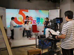 2013年6月25日(火)代表の西川聡がTOKYO MXテレビ「5時に夢中!」に出演いたしました1