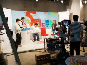 2013年6月25日(火)代表の西川聡がTOKYO MXテレビ「5時に夢中!」に出演いたしました2