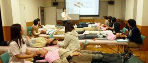 2013年、埼玉にて医療関係者を対象に講座を出張開催いたしました