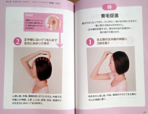 育毛促進に効果のあるヘッドセラピー(ヘッドセラピー入門より)
